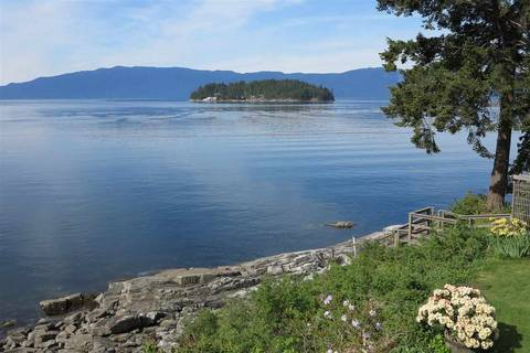 House for sale at 4336 Sea Otter Rd Garden Bay British Columbia - MLS: R2362911