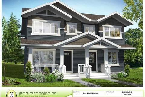 Townhouse for sale at 4339 Cooke Ln Sw Edmonton Alberta - MLS: E4159740
