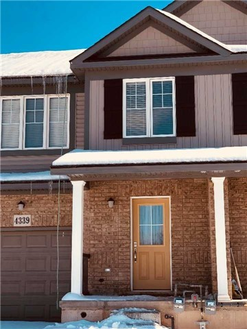 For Rent: 4339 Eclipse Way, Niagara Falls, ON | 3 Bed, 3 Bath Townhouse for $1,579. See 8 photos!