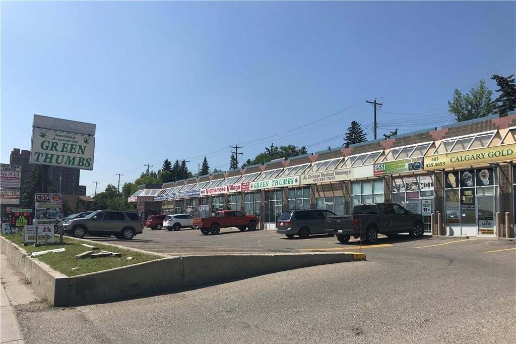 Commercial property for lease at 4339 Macleod Tr Southwest Calgary Alberta - MLS: C4262599