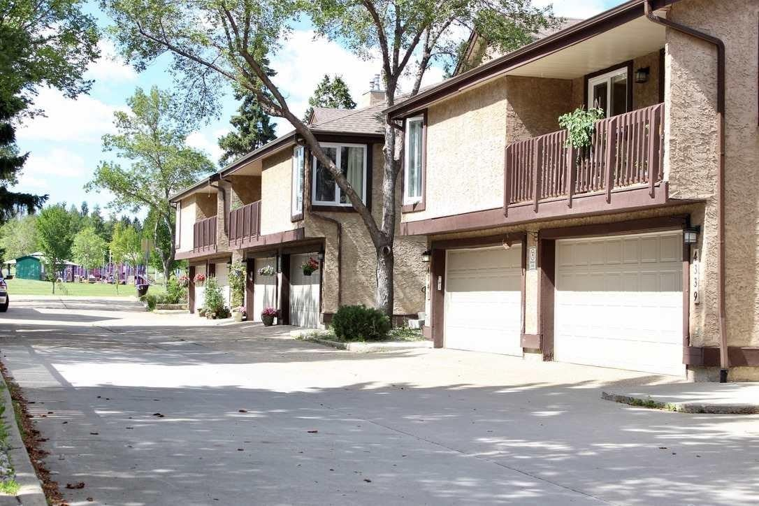 Townhouse for sale at 4339 Riverbend Rd NW Edmonton Alberta - MLS: E4202492