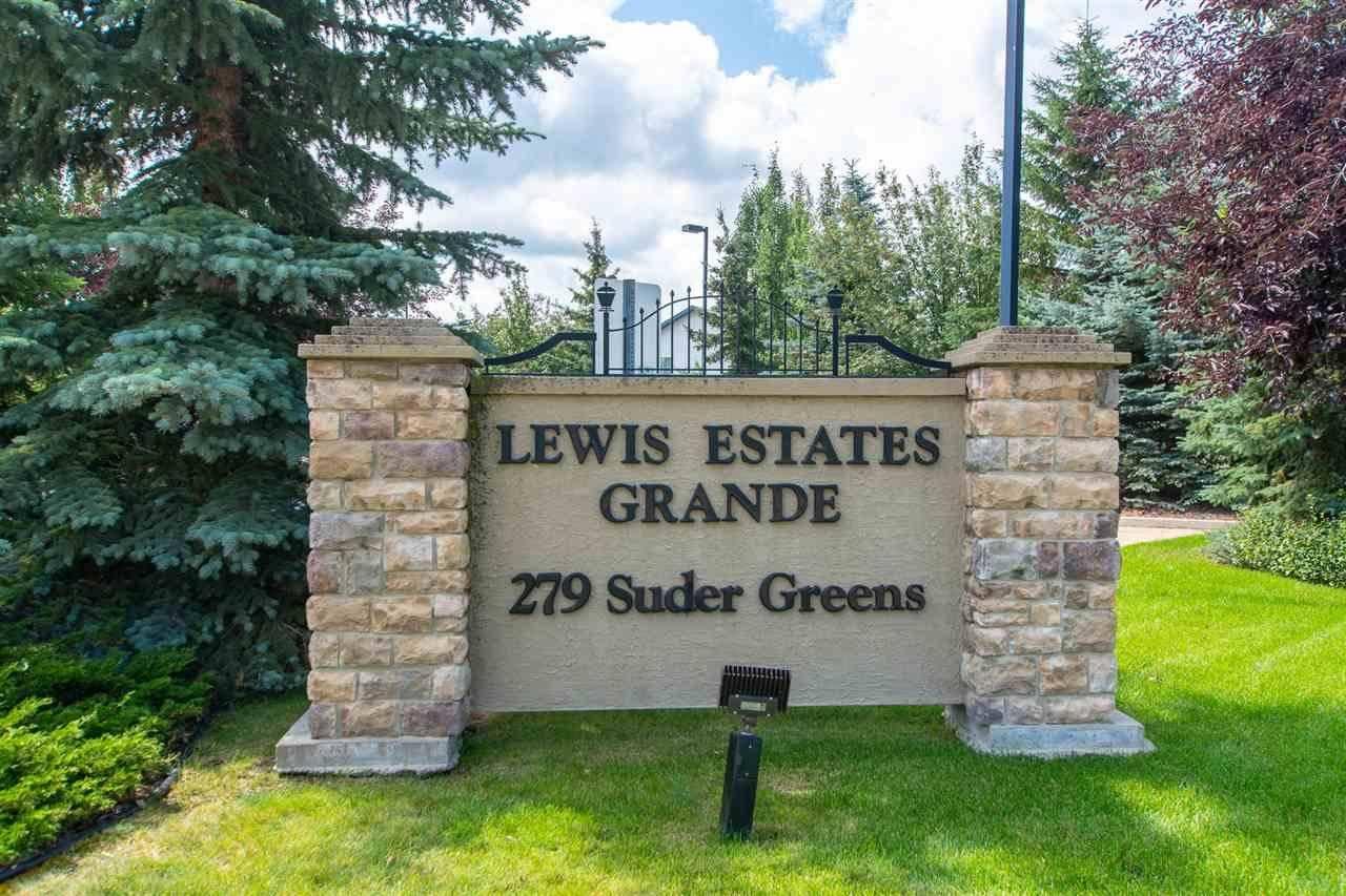 Condo for sale at 279 Suder Greens Dr Nw Unit 434 Edmonton Alberta - MLS: E4167783