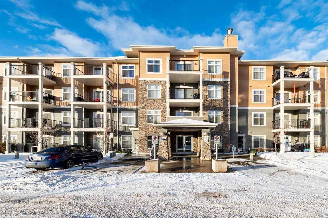 Condo for sale at 6076 Schonsee Wy NW Unit 434 Edmonton Alberta - MLS: E4223435