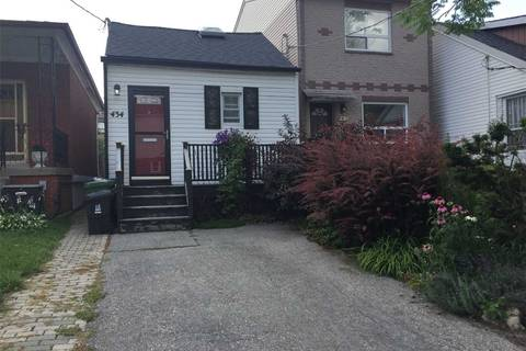 House for rent at 434 Arlington Ave Toronto Ontario - MLS: C4434616