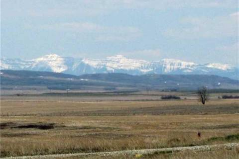 Home for sale at  434 Ave West Rural Foothills County Alberta - MLS: C4291845