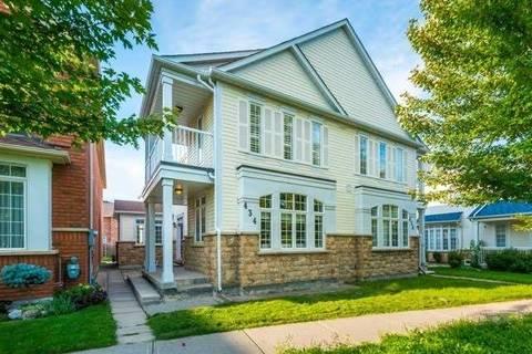 Townhouse for sale at 434 Bur Oak Ave Markham Ontario - MLS: N4391440