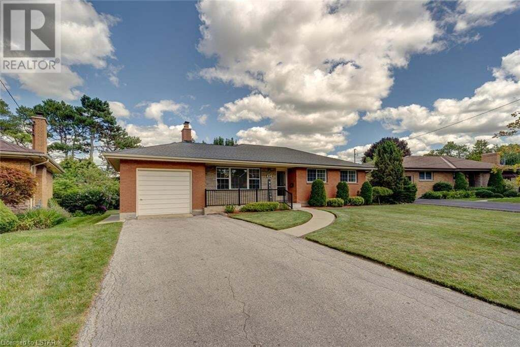 House for sale at 434 High St London Ontario - MLS: 278187