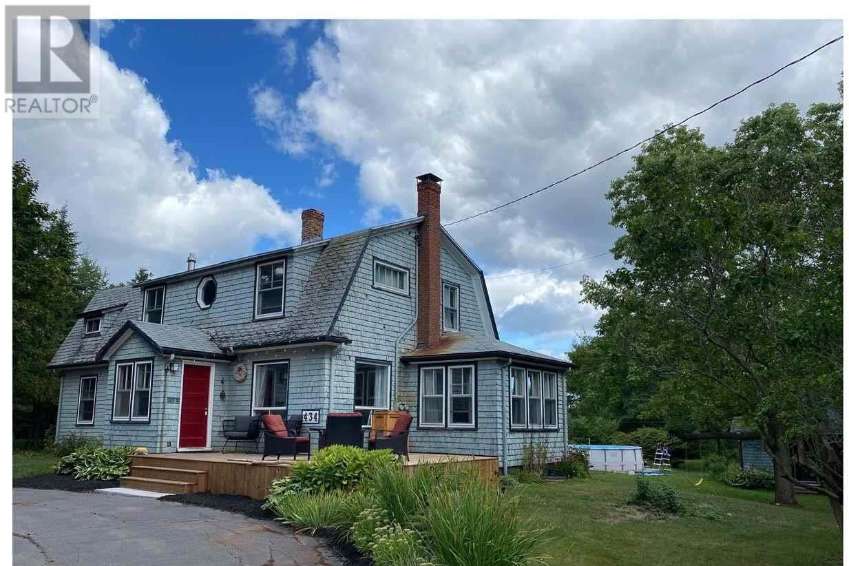 House for sale at 434 Malpeque Rd Charlottetown Prince Edward Island - MLS: 202021864