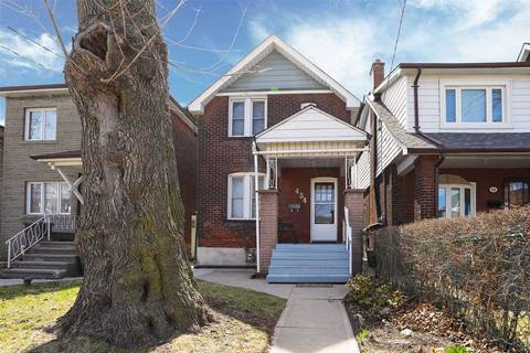 House for sale at 434 Maybank Ave Toronto Ontario - MLS: W4416124