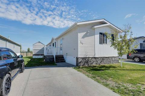 Residential property for sale at 434 Oak Wood Cres Nw Edmonton Alberta - MLS: E4146634