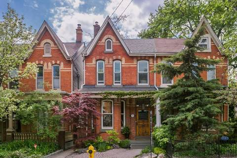 Townhouse for sale at 434 Sackville St Toronto Ontario - MLS: C4445908