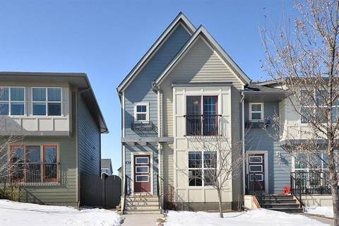 Townhouse for sale at 434 Walden Dr Southeast Calgary Alberta - MLS: C4292495