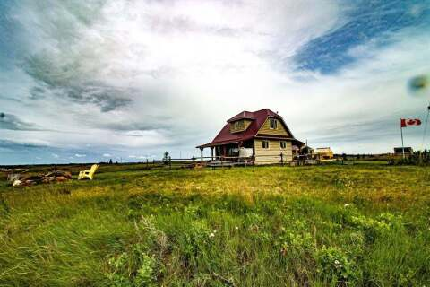 House for sale at 43402 Range Road 180  Rural Camrose County Alberta - MLS: A1013386