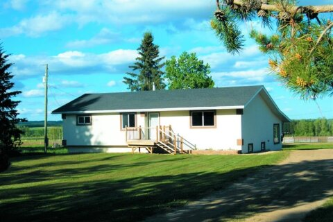 House for sale at 434031 Range Road 30  Rural Ponoka County Alberta - MLS: A1021666
