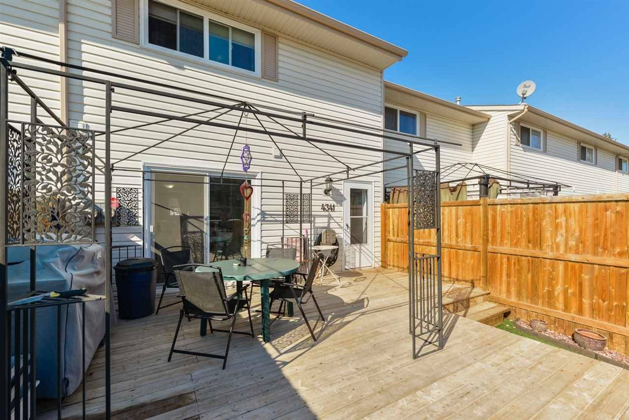Townhouse for sale at 4341 46 St Stony Plain Alberta - MLS: E4175725