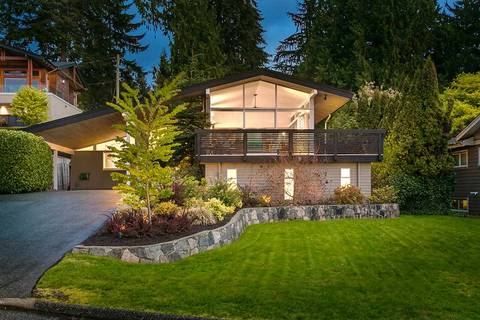 House for sale at 4342 Skyline Dr North Vancouver British Columbia - MLS: R2380812