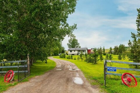 House for sale at 434221 16 St W Rural Foothills County Alberta - MLS: A1010284