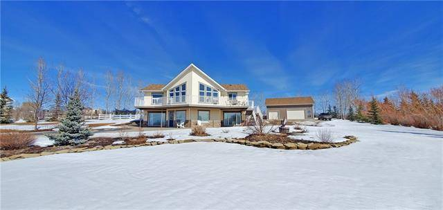 House for sale at 434248 Clear Mountain Dr East Rural Foothills County Alberta - MLS: C4292582