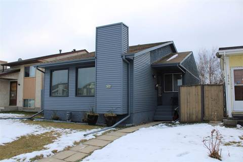 House for sale at 4344 38 St Nw Edmonton Alberta - MLS: E4145050
