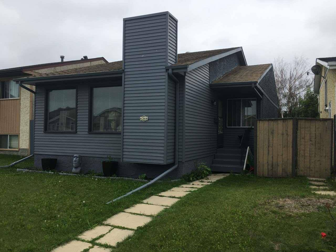 House for sale at 4344 38 St Nw Edmonton Alberta - MLS: E4177093