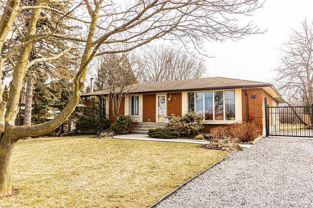 House for sale at 4345 Glancaster Rd Ancaster Ontario - MLS: H4075199