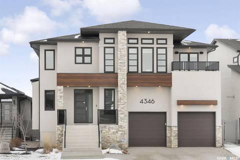 House for sale at 4346 Sage Dr Regina Saskatchewan - MLS: SK792513