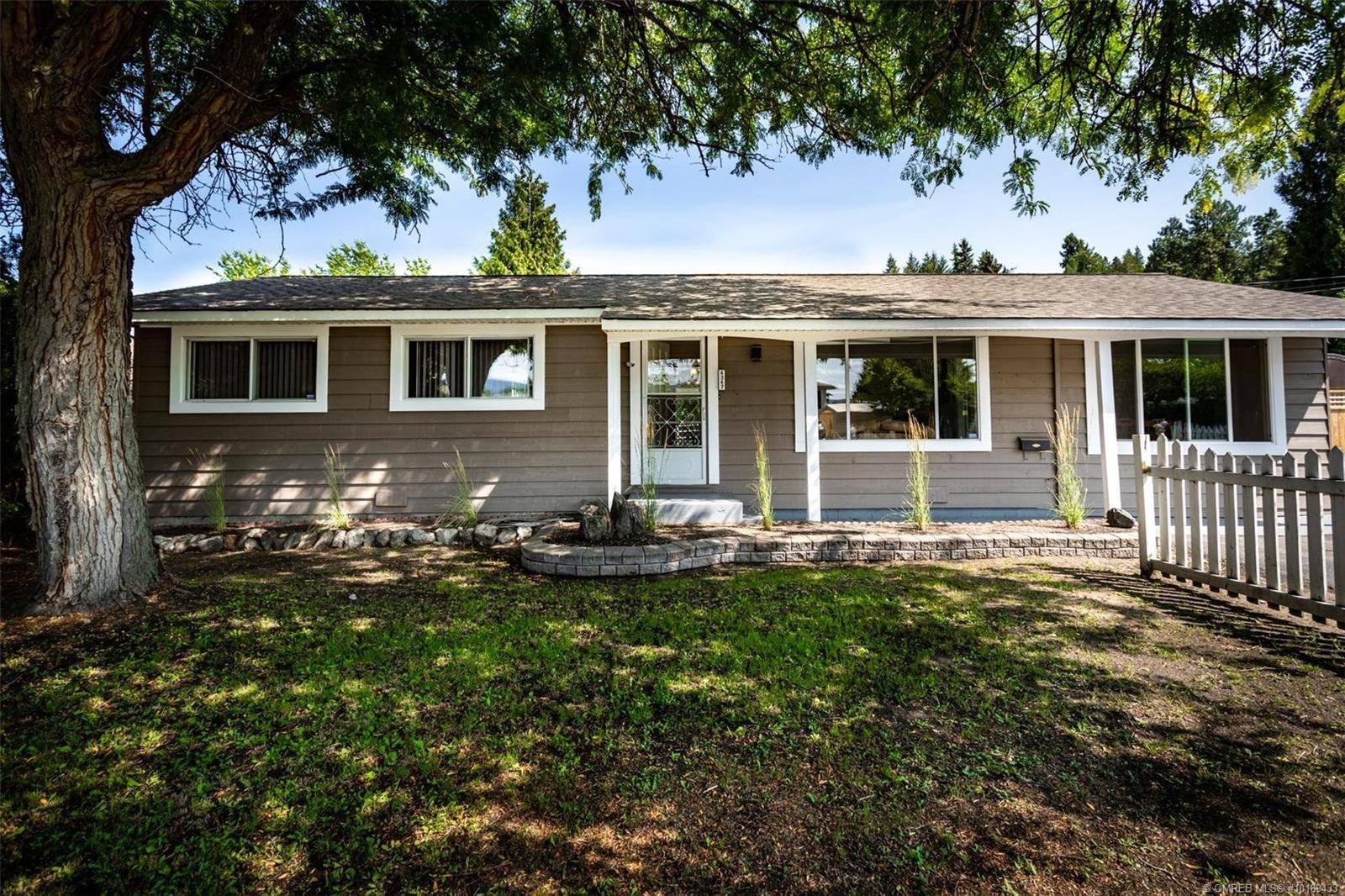 House for sale at 4347 Hazell Rd Kelowna British Columbia - MLS: 10189433