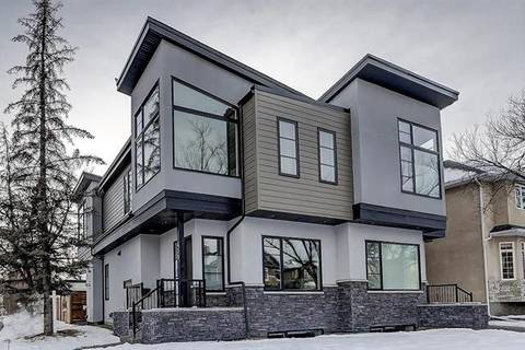 Townhouse for sale at 435 27 St Northwest Calgary Alberta - MLS: C4242928