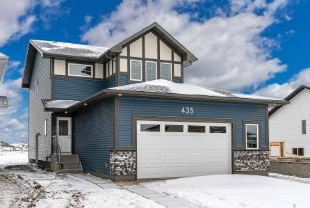 House for sale at 435 Hamm Ln Saskatoon Saskatchewan - MLS: SK797273