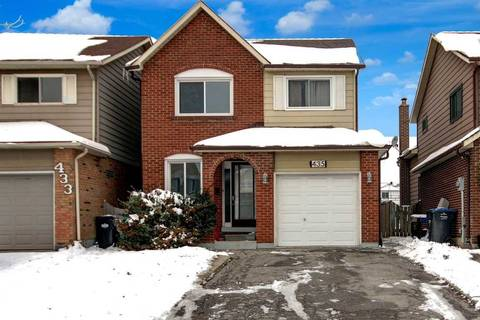 House for sale at 435 Hansen Rd Brampton Ontario - MLS: W4633202