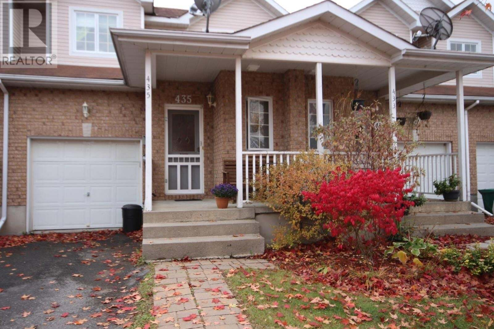 Townhouse for sale at 435 Molly Mcglynn St Kingston Ontario - MLS: K20006155