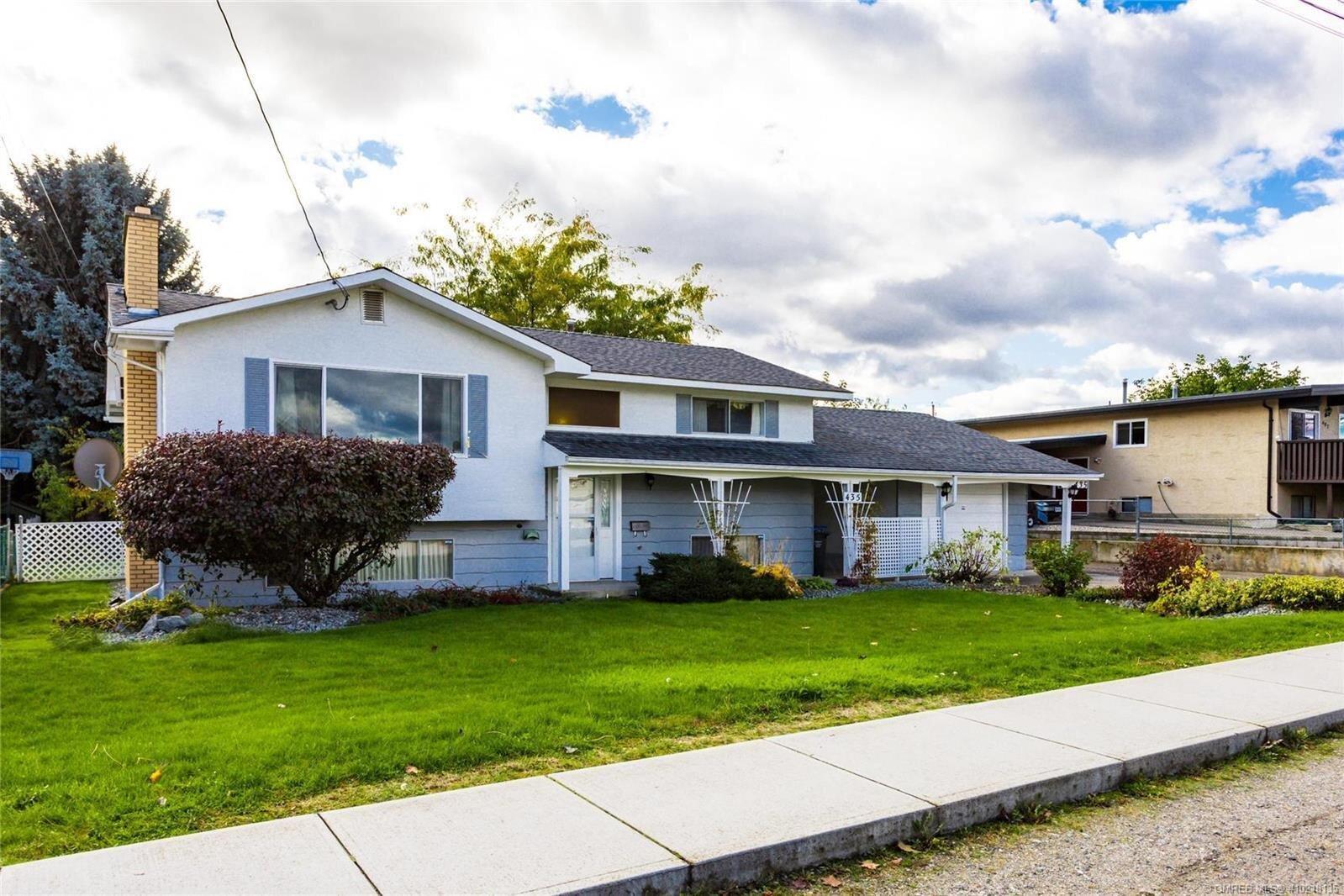 House for sale at 435 Mugford Rd Kelowna British Columbia - MLS: 10218135