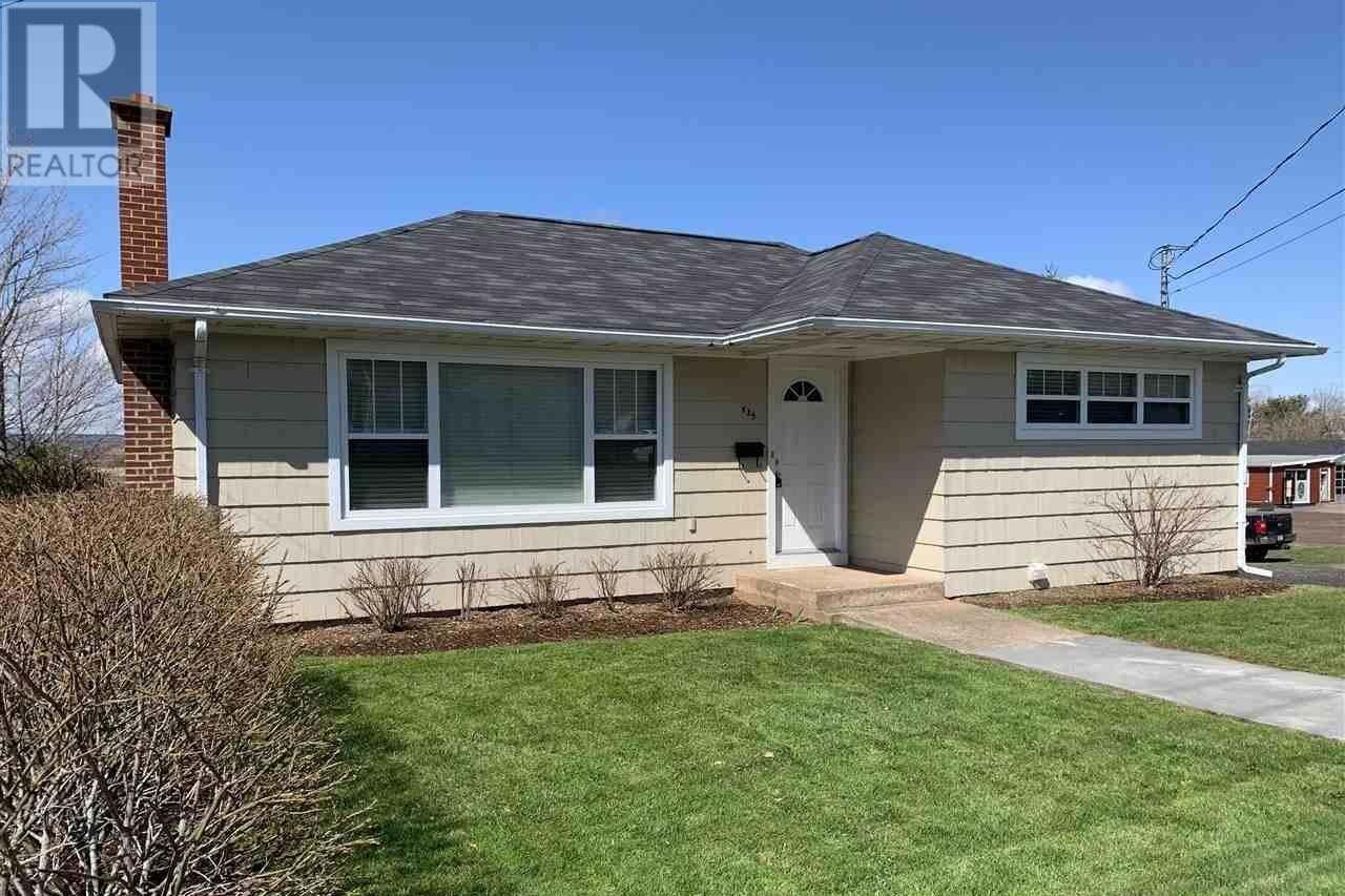 House for sale at 435 Robie St Truro Nova Scotia - MLS: 202007476