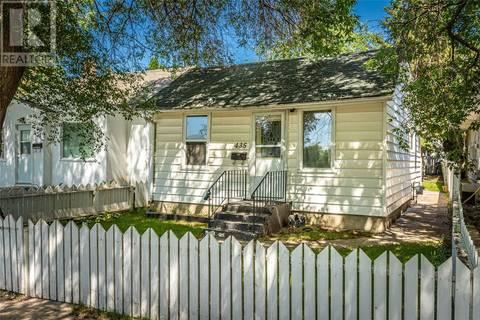 House for sale at 435 Taylor St E Saskatoon Saskatchewan - MLS: SK779386