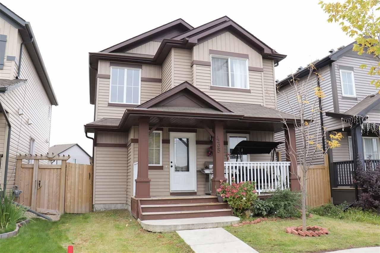 House for sale at 435 Watt Blvd Sw Edmonton Alberta - MLS: E4175515