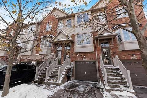 Townhouse for sale at 4350 Ingram Common  Burlington Ontario - MLS: W4650273