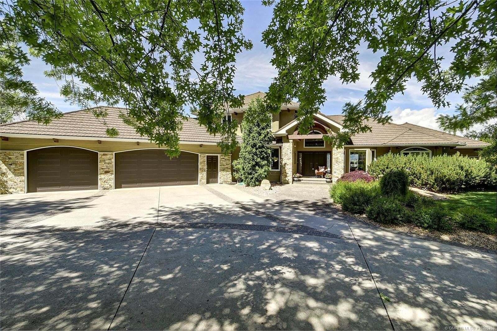House for sale at 4350 Takla Rd Kelowna British Columbia - MLS: 10205359