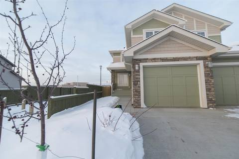 Townhouse for sale at 4352 126b Ave Nw Edmonton Alberta - MLS: E4158766