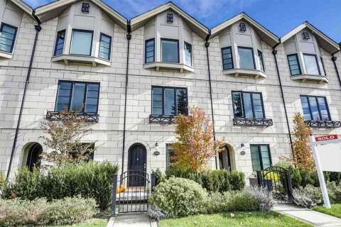 Townhouse for sale at 4352 Knight St Vancouver British Columbia - MLS: R2508773