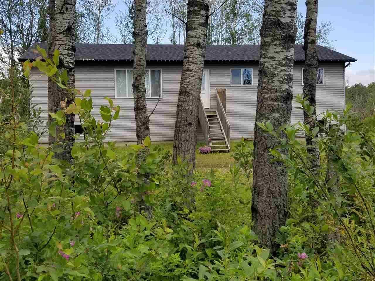 House for sale at 4352 Twp Rd Rural Bonnyville M.d. Alberta - MLS: E4135775