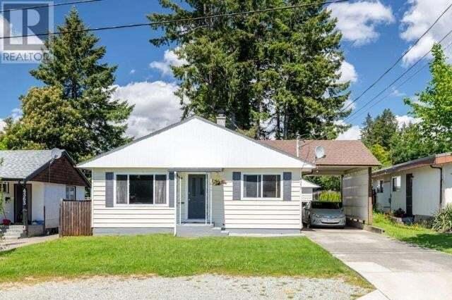 House for sale at 4353 Virginia Rd Port Alberni British Columbia - MLS: 469567