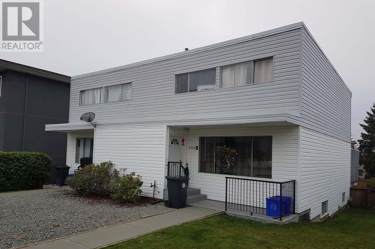 Townhouse for sale at 4354 11th  Port Alberni British Columbia - MLS: 844649