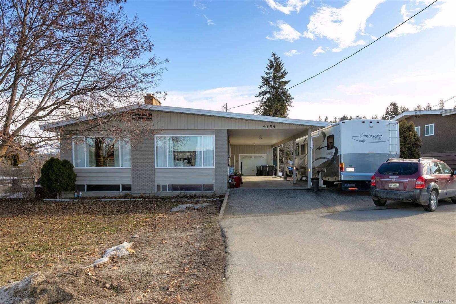 House for sale at 4355 Gordon Dr Kelowna British Columbia - MLS: 10200507