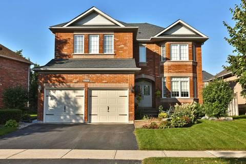 House for sale at 4355 Latimer Cres Burlington Ontario - MLS: W4664861