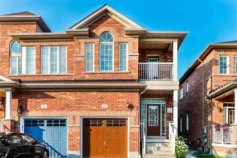 Townhouse for sale at 4355 Trail Blazer Wy Mississauga Ontario - MLS: W4816652