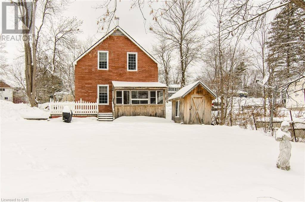 House for sale at 4359 Hepinstall Landng Washago Ontario - MLS: 239031
