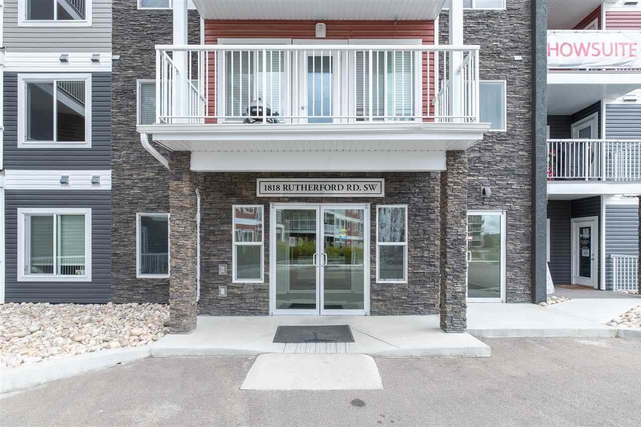 Condo for sale at 1818 Rutherford Rd SW Unit 436 Edmonton Alberta - MLS: E4215073