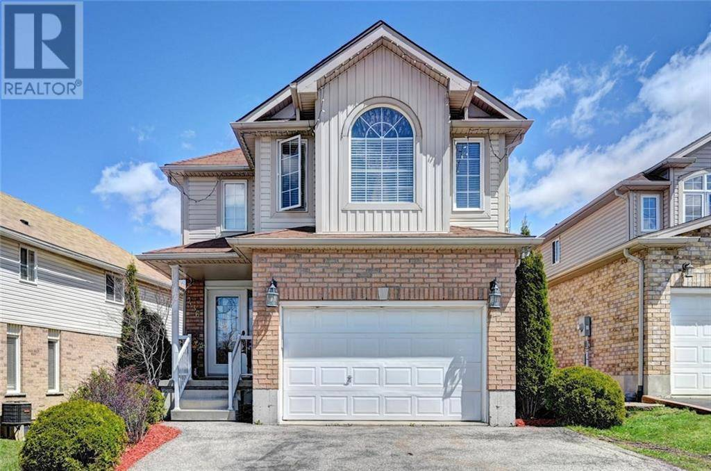 House for sale at 436 Activa Ave Kitchener Ontario - MLS: 30805090