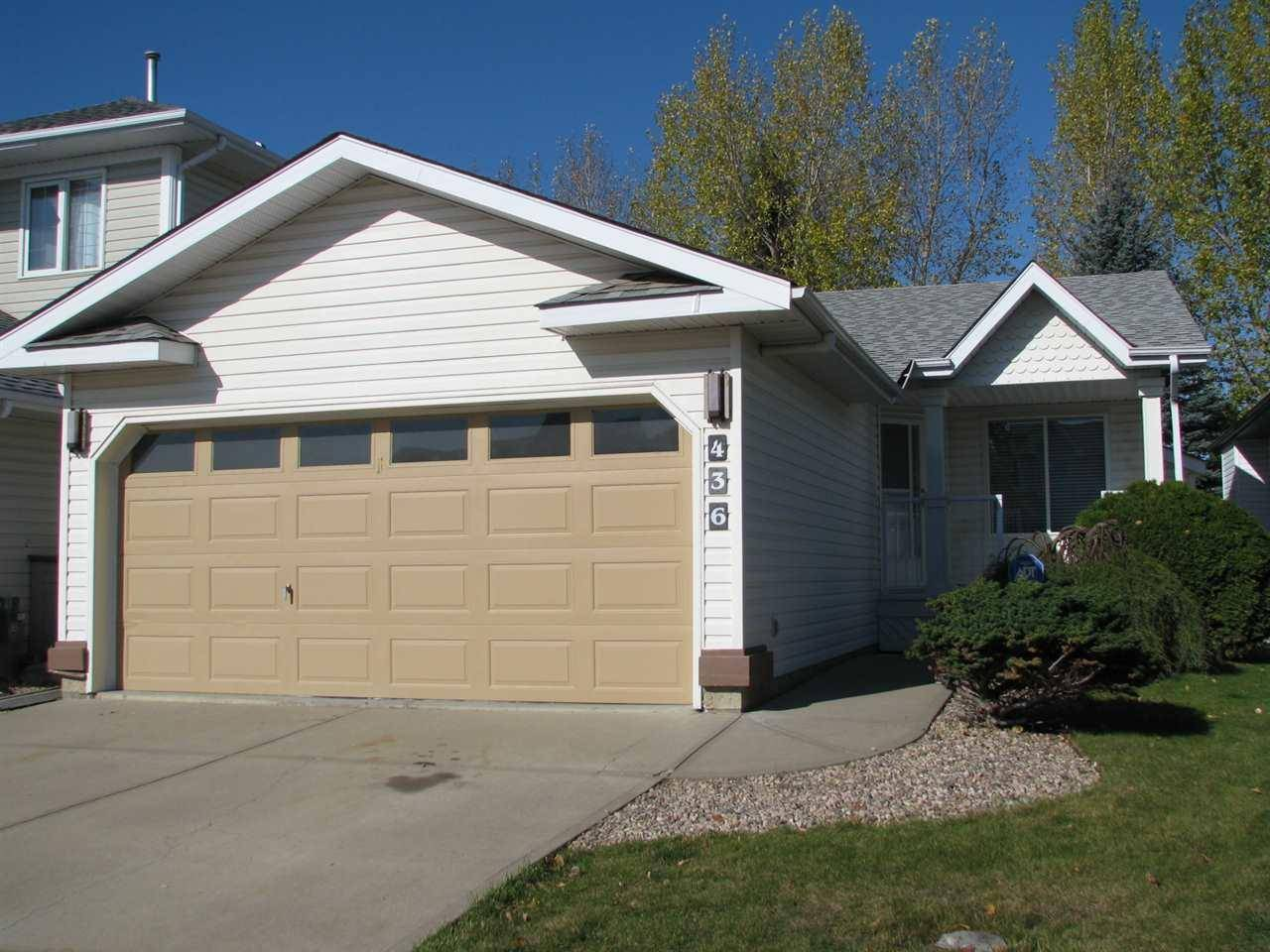 House for sale at 436 Breckenridge Ln Nw Edmonton Alberta - MLS: E4176059