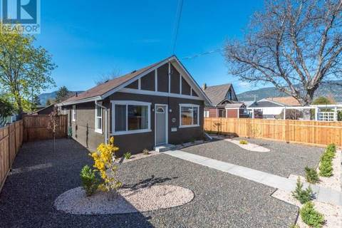 House for sale at 436 Eckhardt Ave W Penticton British Columbia - MLS: 177982